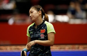 Liu Shiwen - photo by the ITTF