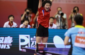 Kim Song I - photo by the ITTF