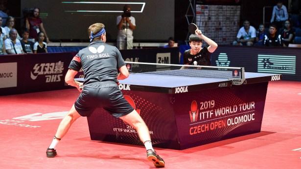 ITTF Cancels 2020 Czech and Hong Kong Opens