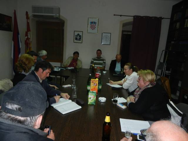 Sjednica Izvršnog odbora osječko-baranjske županijske organizacije