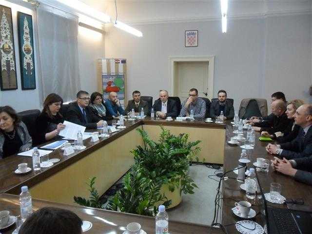 Ministarka Žalac u Vukovaru na poziv ZVO-a