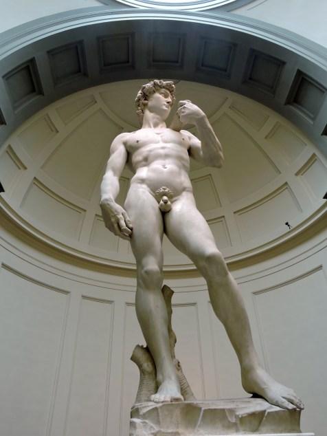 The David, Florence