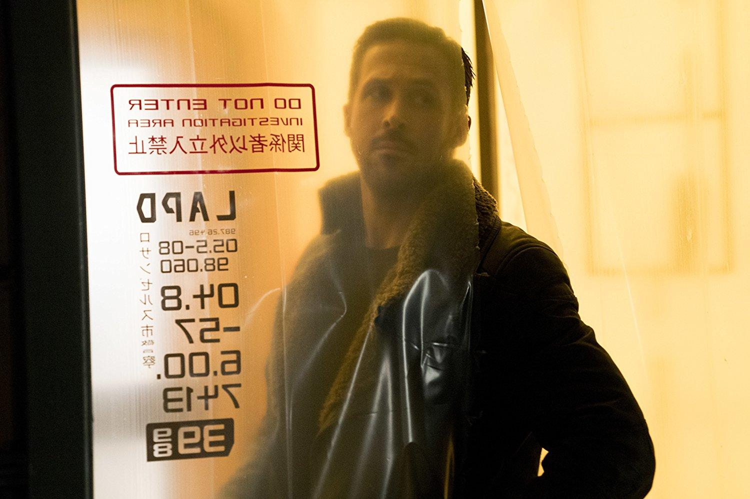 "WARNER BROS Ryan Gosling plays a replicant, a human-like android, named K. His job as a Blade Runner is to hunt down and ""retire"" other replicants in the sequel to the 1982 cult-classic ""Blade Runner."""