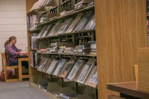 Public library gives students more activities