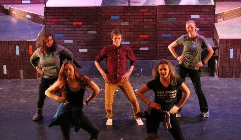 'Capers Takes a Holiday' puts new spin on tradition
