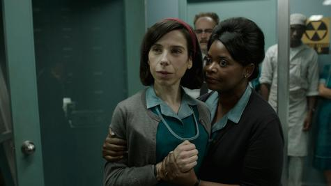 'The Shape of Water': monster movie makes for enchanting romance