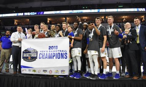 Summit League Championship, SDSU Men's Basketball against USD