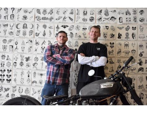Lucky Eagle Tattoo lands in Brookings