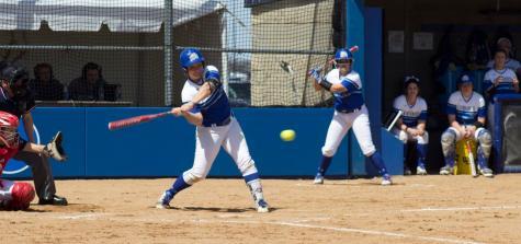 Softball sets sights on postseason after strong start under Wood