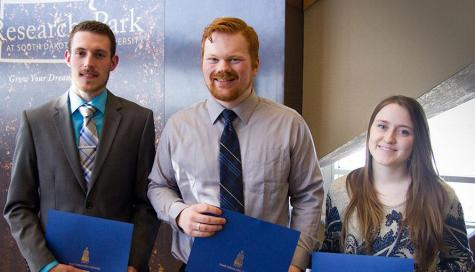 Diekhoff wins 2018 First Dakota National Bank New Venture Competition