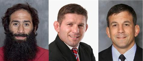 Candidates to watch on during search  for Jacks' new wrestling head coach