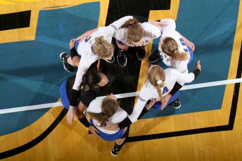 Volleyball looks to get in 'W' column after three straight losses
