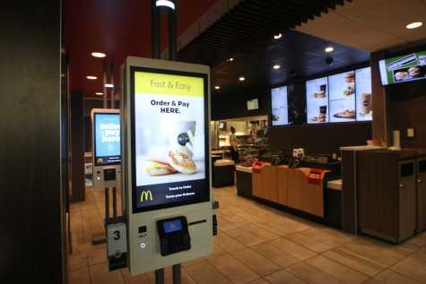 Part of McDonald's kiosk money goes to local Great After School Program