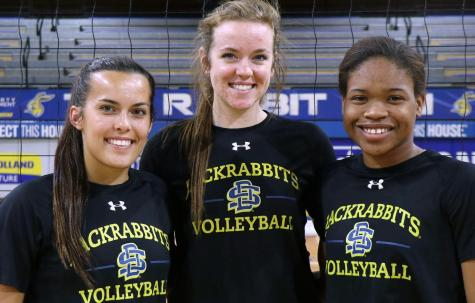 Volleyball benefits from youth resurgence
