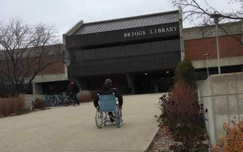 Campus accessibility: preparing for the future