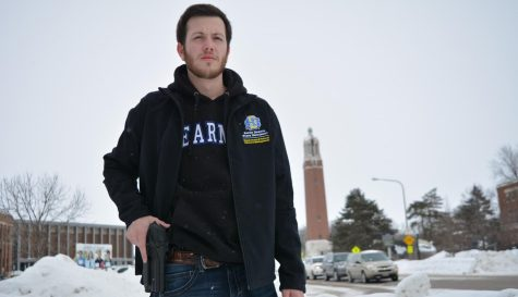 Students debate concealed carry on campus