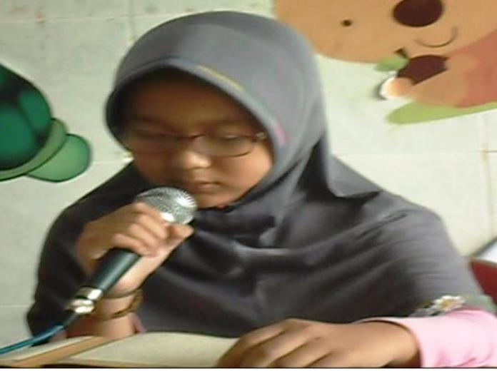 Zadani SD Ta`mirul Islam Surakarta tilawah