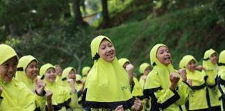 Mabit dan Outbond SD Ta'mirul Islam Surakarta