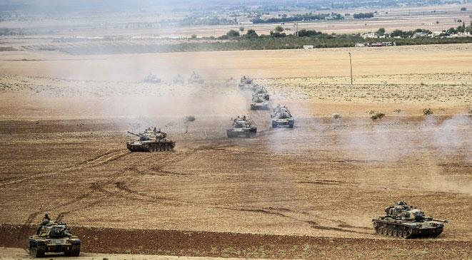 قوات النظام تقصف محيط نقطة تركية في ريف إدلب
