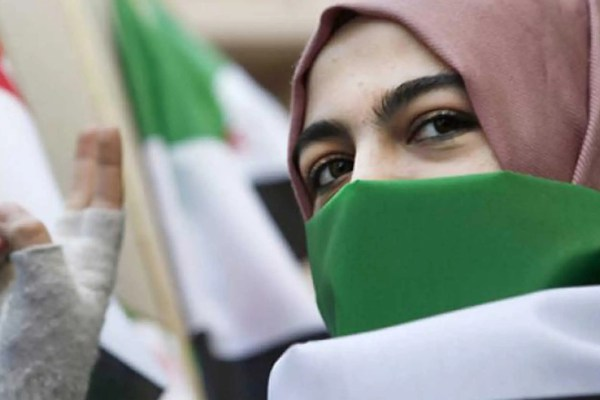 المرأة السورية وتحقيق السلام