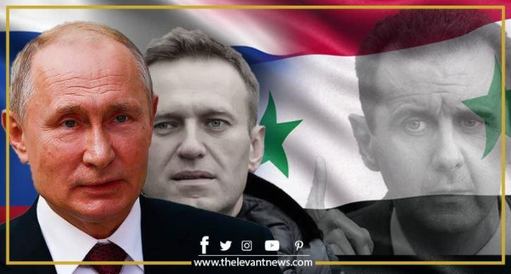 بوتين على خطى الأسد.. غازات سامة في مُواجهة المعارضين