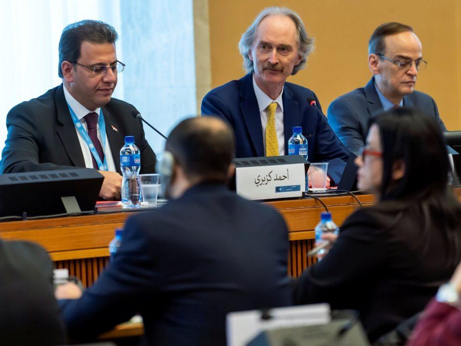 تذمّر دولي من مراوغة نظام الأسد..ومماطلته في إقرار دستور جديد