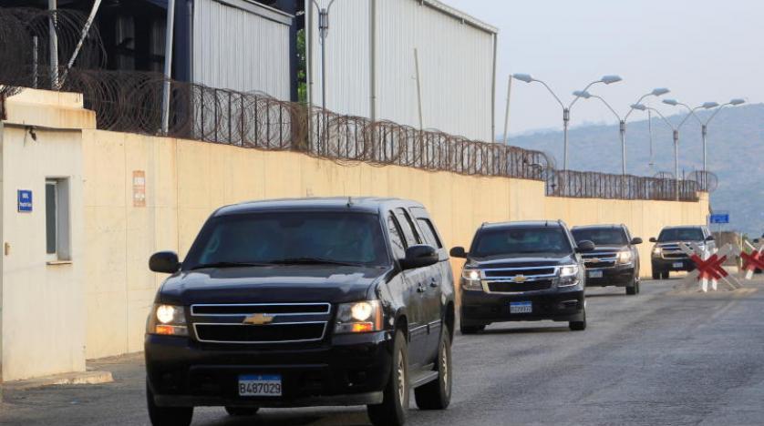 لبنان وإسرائيل يعقدان جلسة ثالثة من مفاوضات ترسيم الحدود البحرية