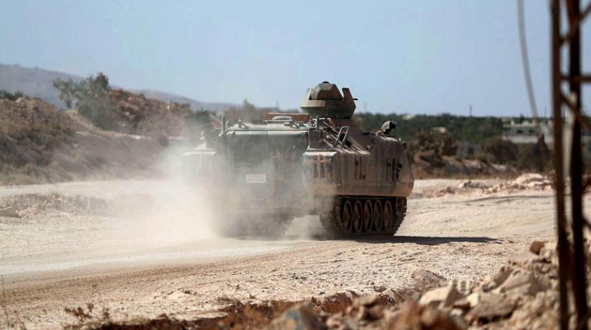 القوات التركية تخلي أكبر نقاط المراقبة في شمال غربي سوريا