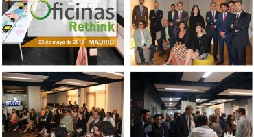Oficinas Rethink Madrid, May 23rd, 2018