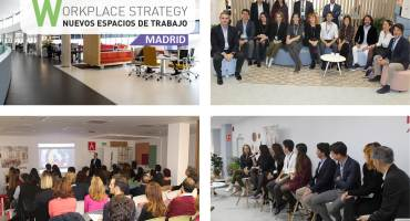 Workplace Strategy Madrid, November 13th 2019