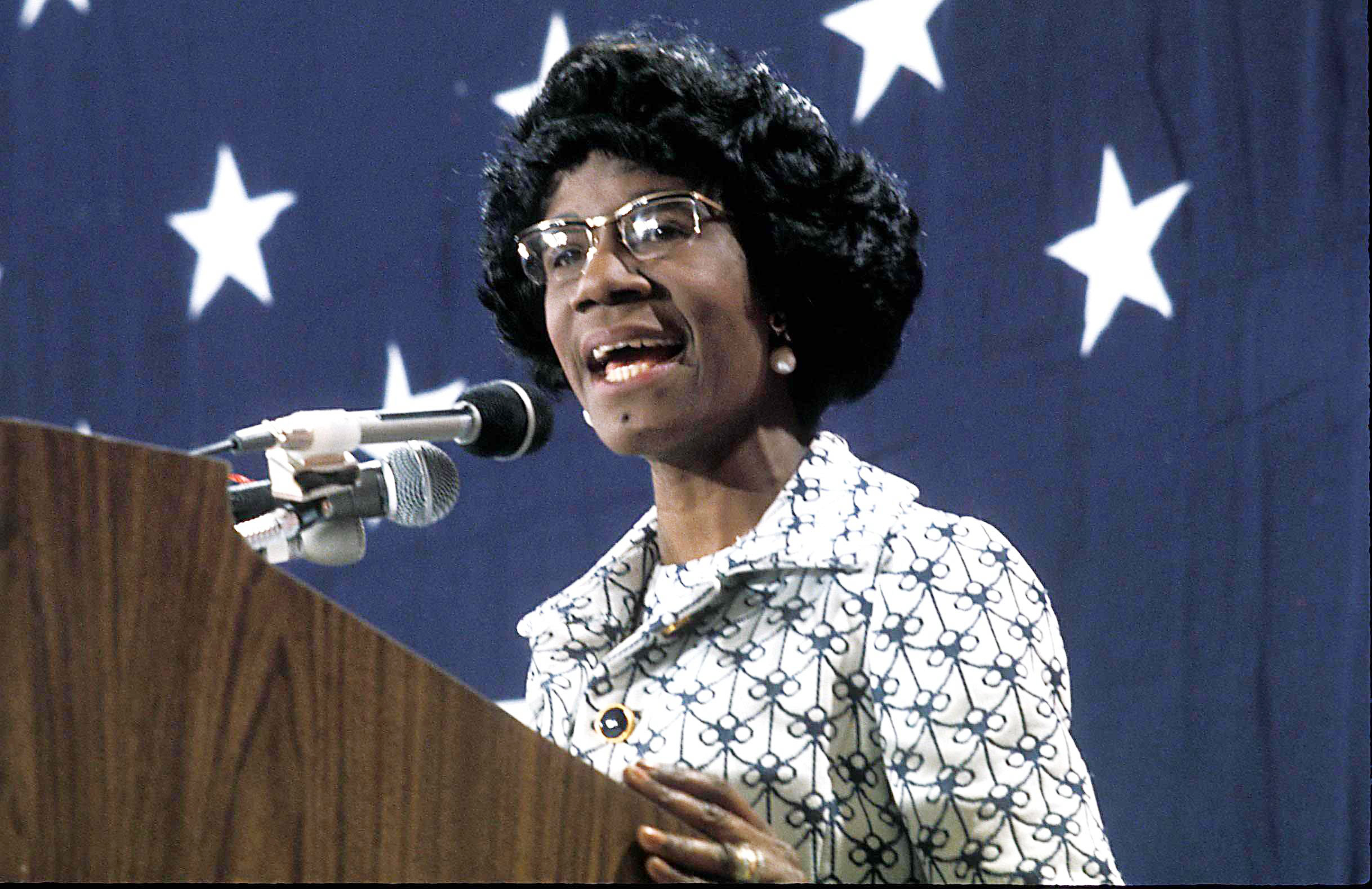 Let S Remember How Shirley Chisholm Helped Pave The Way