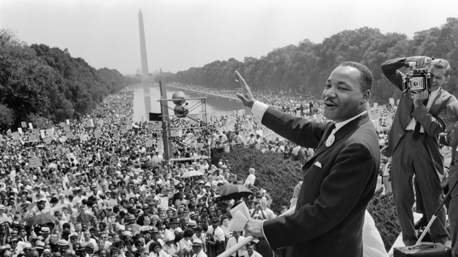 5 Facts About The I Have A Dream Speech Voice And