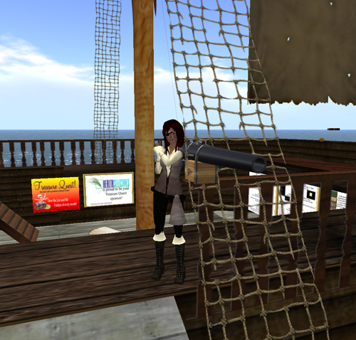 The New Treasure Quest Island (2/6)