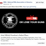 Another reason I am not a member of the NRA