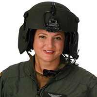 Black Hawk Pilot F.L.Y. First Lead Yourself As a former US Army Black Hawk pilot, Elizabeth flew command and control, air assault, rappelling, top-secret intelligence missions, and also transported high level government VIPs including the Secretary of Defense. These stories keep attendees on the edges of their seats, and the stories are turned into relatable lessons that any audience can put into immediate action.