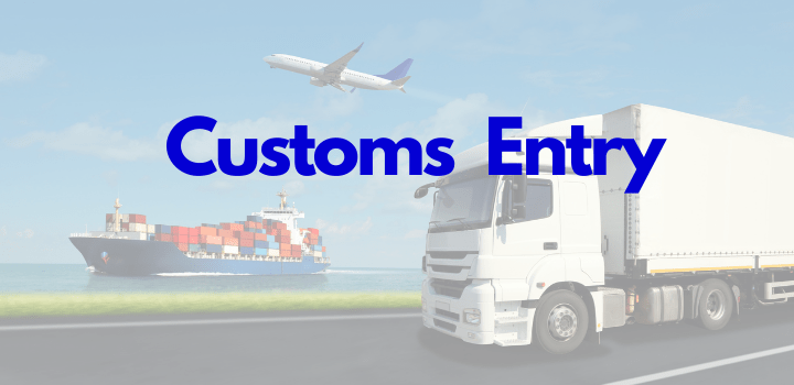 Customs Entry Jobs