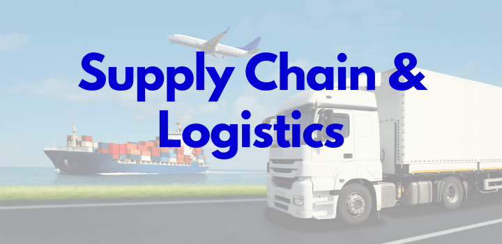 supply chain and logistics jobs