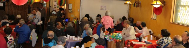 SEAC mothers day meal