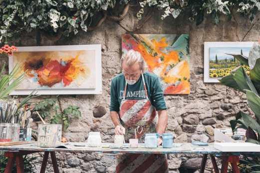 La créativité comme source de bien-être et d'épanouissement
