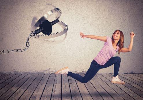 éviter un piège pour retrouver la confiance en soi