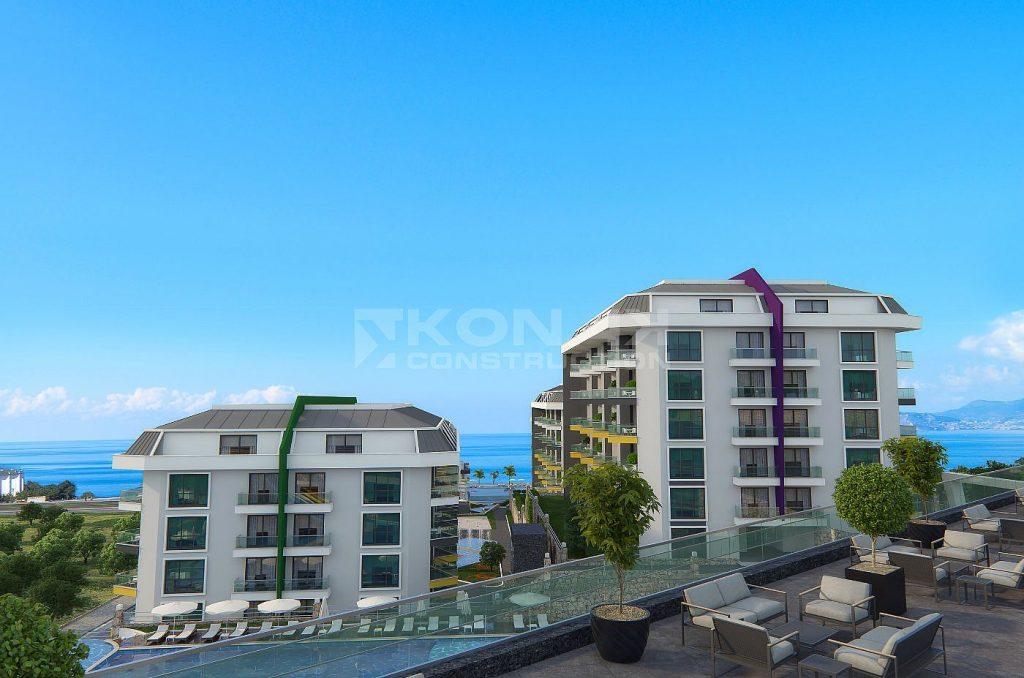 0011 1024x678 Till salu Lägenhet i Alanya (  Kargicak )
