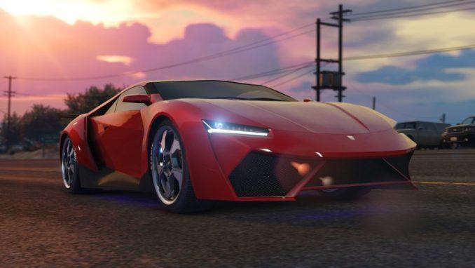 GTA V - Screenshot #4