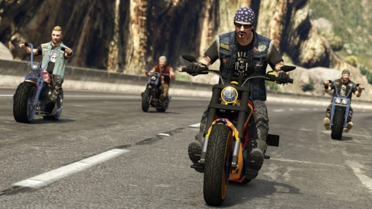 GTA V - Screenshot #5