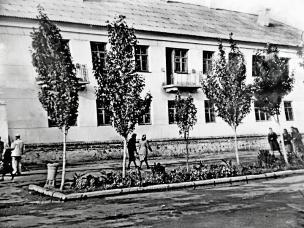 Дом по пр-кту Мира