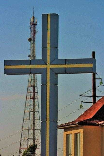 Поклонный Крест в Геническе