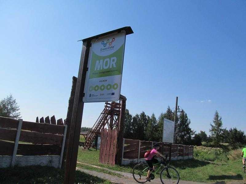 06. Место обслуживания велосипедистов