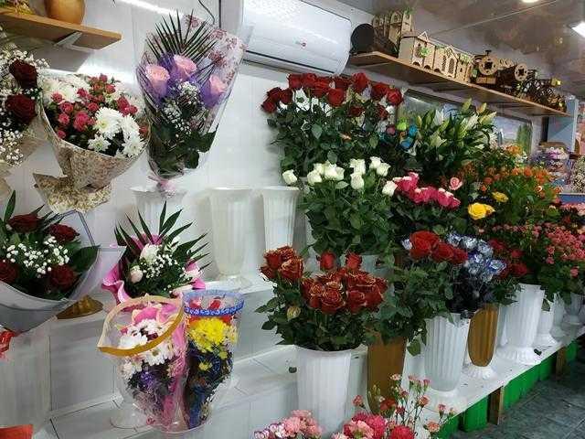 Сеть магазинов Цветы в Геническе. Не забудьте поздравить любимых!