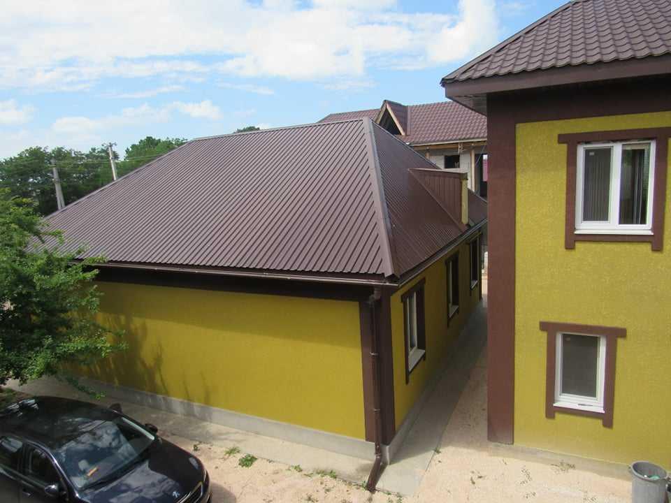 Гостевой дом Эдем в Счастливцево