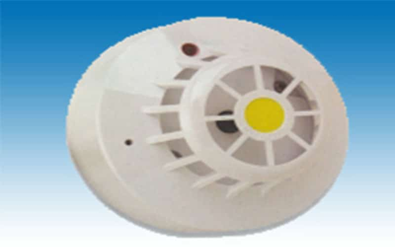 FIRE DETECTOR - FIRE SAFETY SECURITY