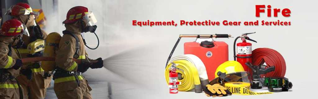FIRE FIGHTING EQUIPMENT, FIRE PROTECTION EQUIPMENT